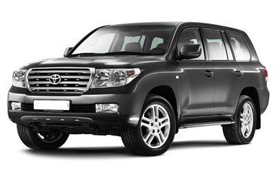 200 Series Land Cruiser