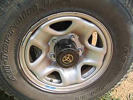 av - hidden free wheeling hub