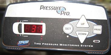 pressure pro gauge