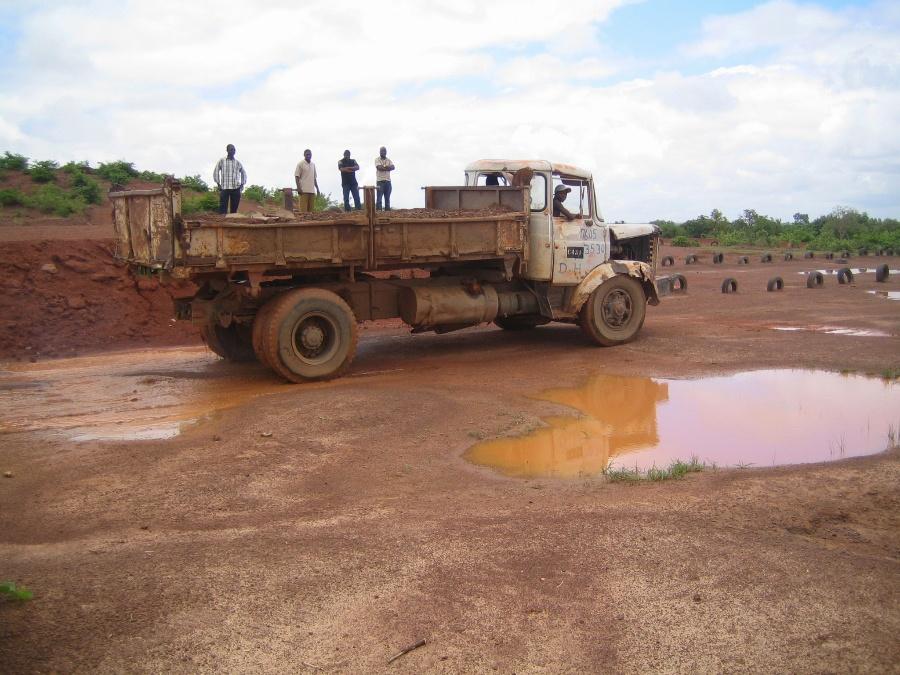 Still going. Ivory Coast.
