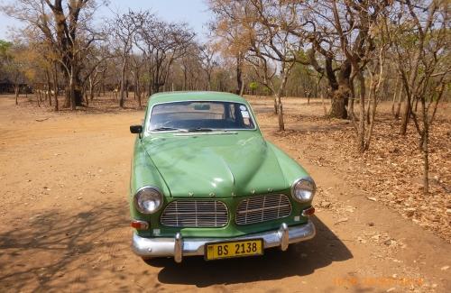 Malawi: Volvo Amazon
