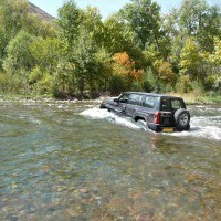 4wd Training in Kyrgyzstan - Fall