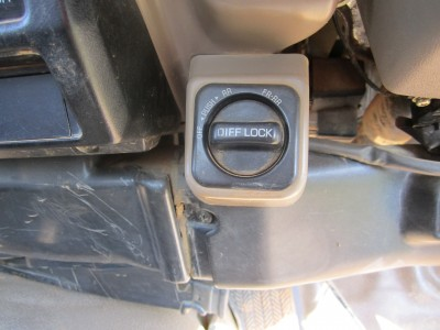 4wd Switch - Diff Lock