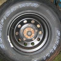 Pirelli Scorpion Radial Tyre