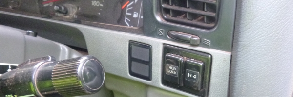 Electronic FWH Button