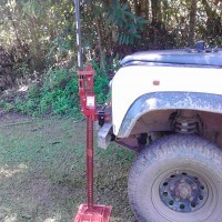 High Lift Jack w. Defender