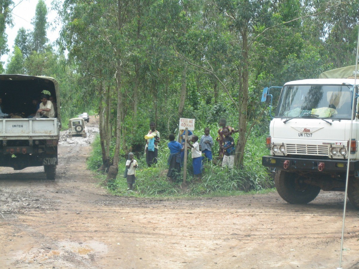 Fleet Operation - Bunia
