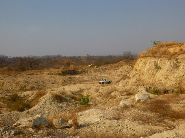 off-road driving - high range training - malawi