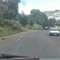 Aggressive Speed Bump - Kenya