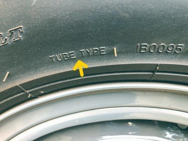 tube type image